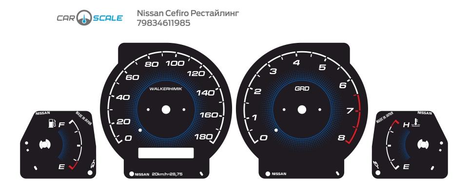 NISSAN CEFIRO 03