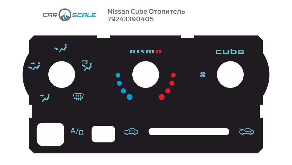 NISSAN CUBE HEAT 02