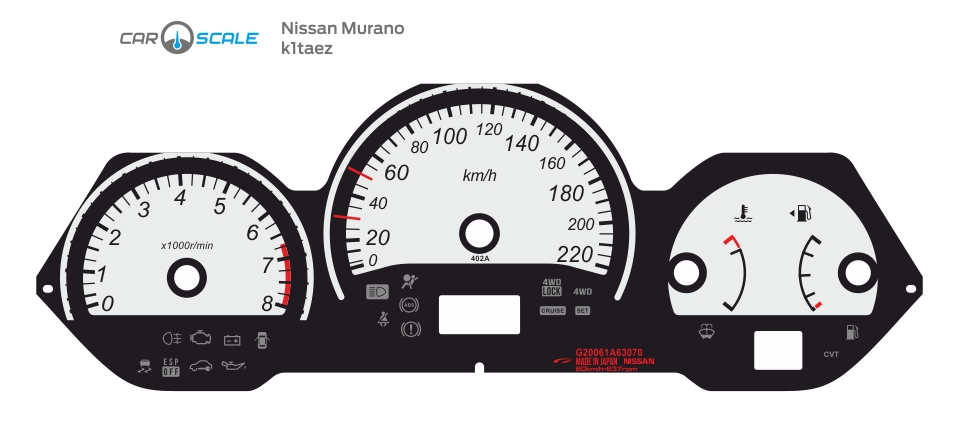 NISSAN MURANO 01
