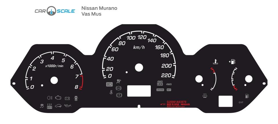 NISSAN MURANO 03