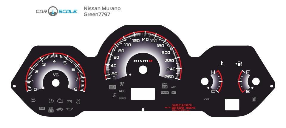 NISSAN MURANO 05