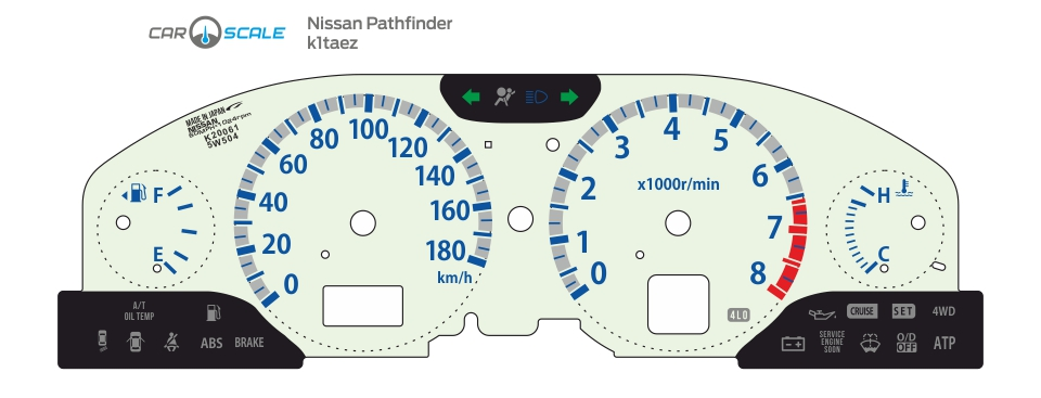 NISSAN PATHFINDER 01