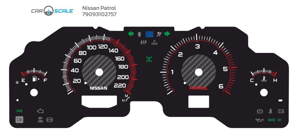 NISSAN PATROL 04
