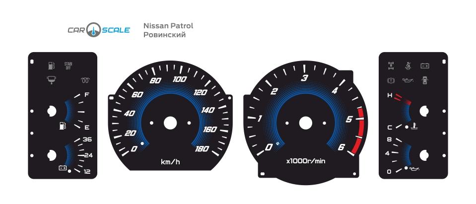 NISSAN PATROL GR 02