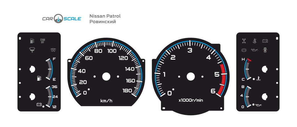 NISSAN PATROL GR 03