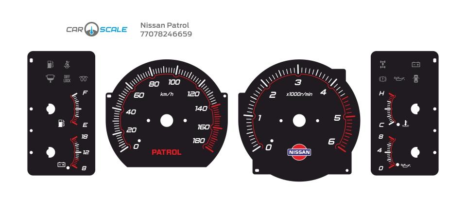 NISSAN PATROL GR 04