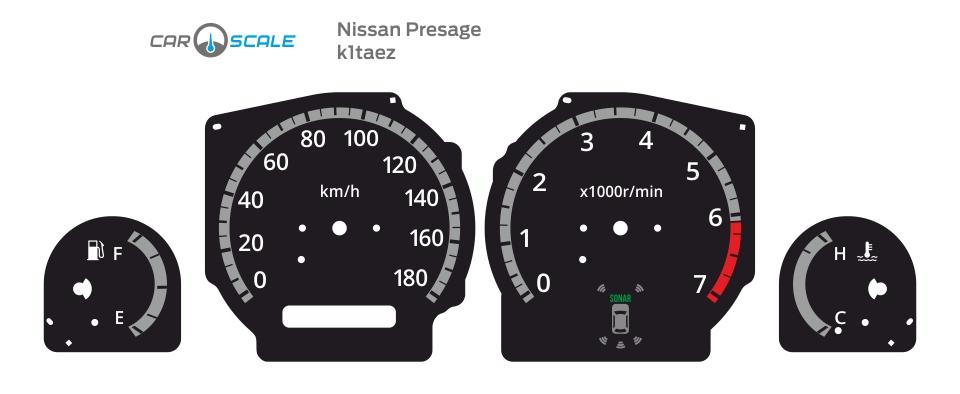 NISSAN PRESAGE U30 01