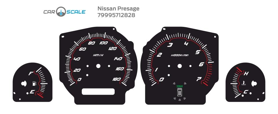 NISSAN PRESAGE U30 02