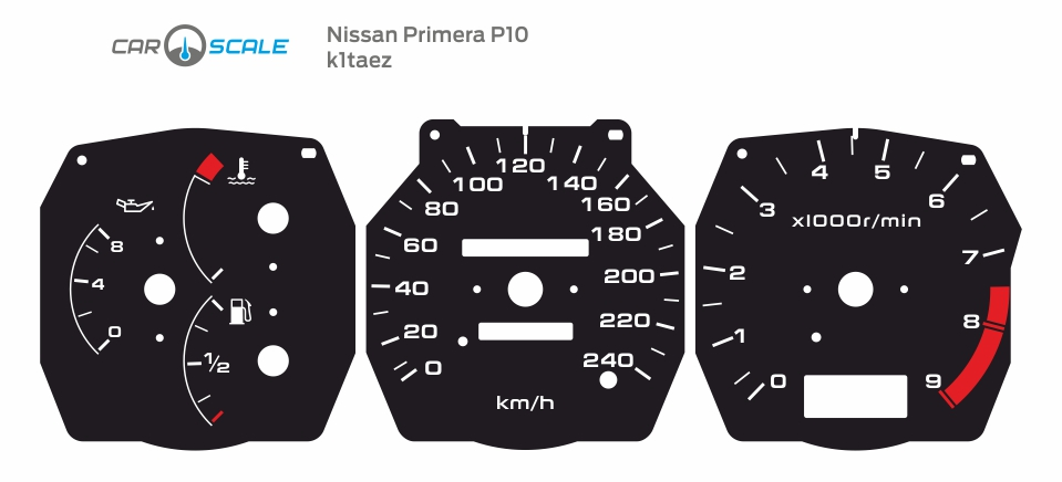 NISSAN PRIMERA P10 01