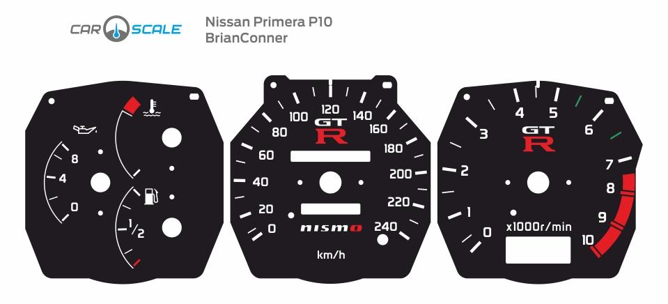 NISSAN PRIMERA P10 02
