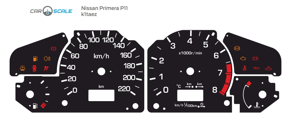 NISSAN PRIMERA P11 01