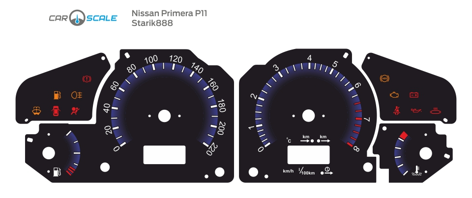 NISSAN PRIMERA P11 02