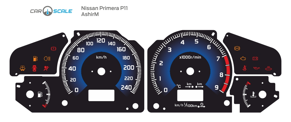 NISSAN PRIMERA P11 03