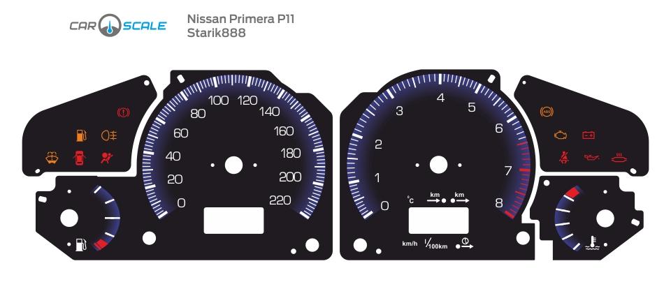 NISSAN PRIMERA P11 04