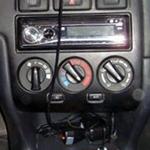 Nissan Primera P11 Отопитель