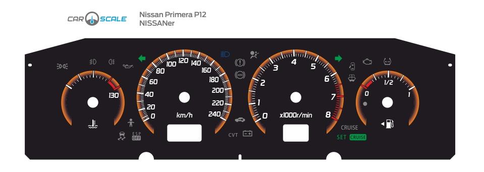 NISSAN PRIMERA P12 02