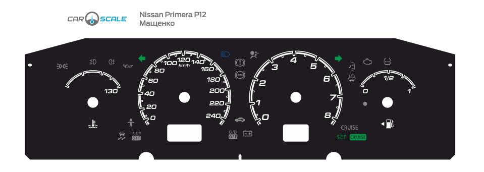NISSAN PRIMERA P12 06