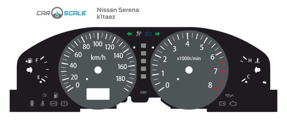 NISSAN SERENA 01