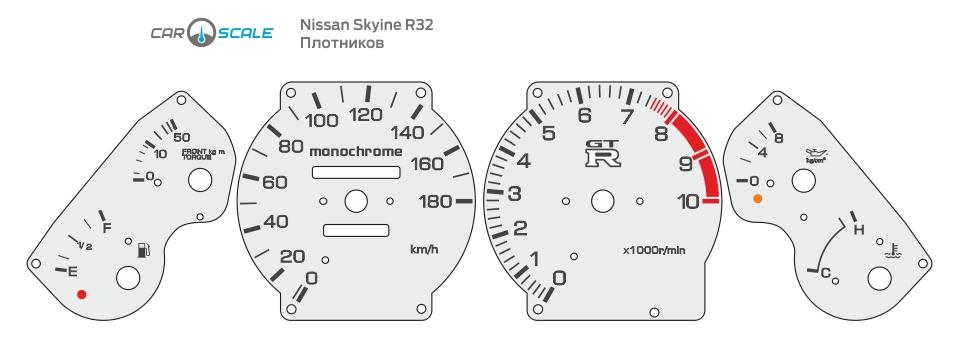 NISSAN SKYLINE R32 02