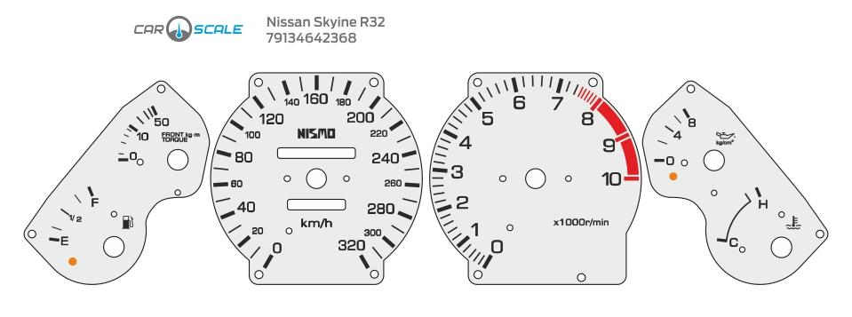 NISSAN SKYLINE R32 03