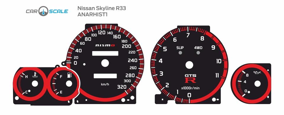 NISSAN SKYLINE R33 05