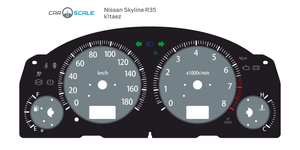 NISSAN SKYLINE R35 01