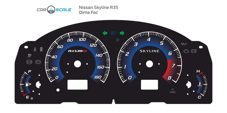 NISSAN SKYLINE R35 02
