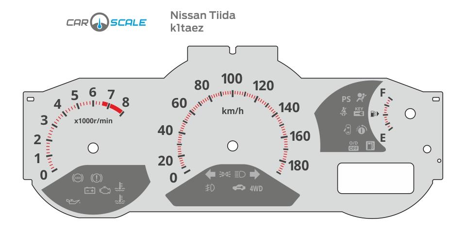 NISSAN TIIDA 01