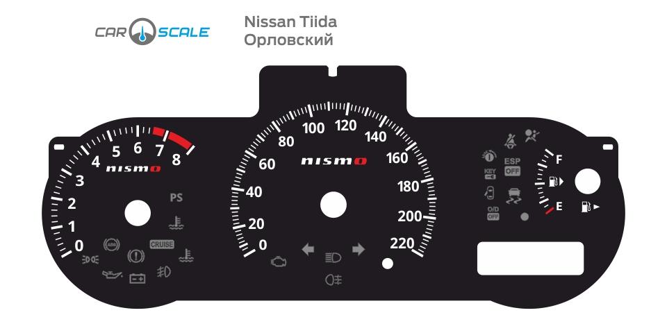 NISSAN TIIDA 05