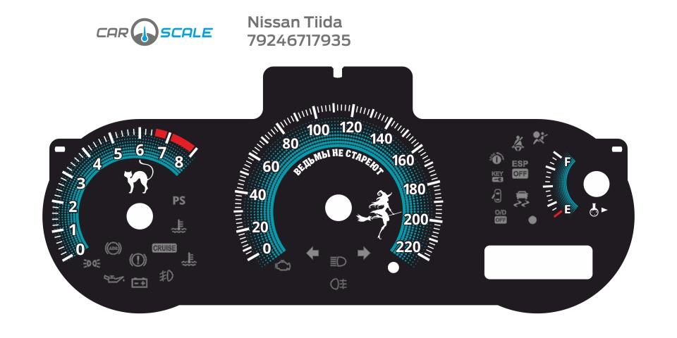 NISSAN TIIDA 06