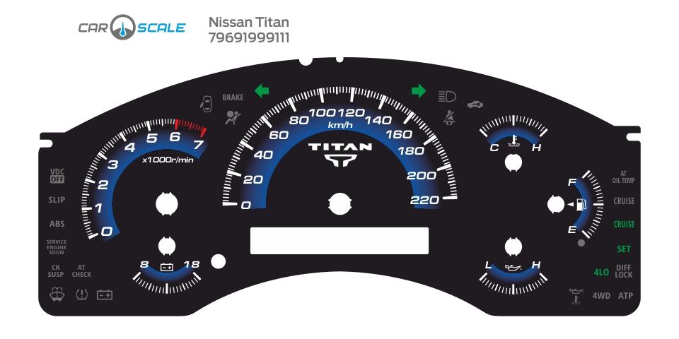 NISSAN TITAN 03