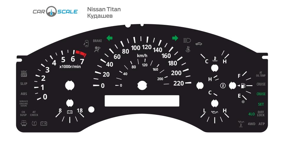 NISSAN TITAN 04