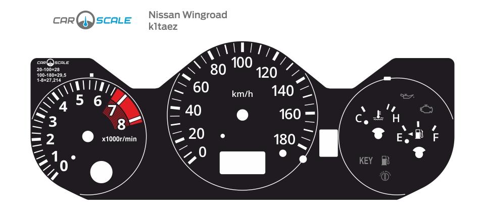 NISSAN WINGROAD 01