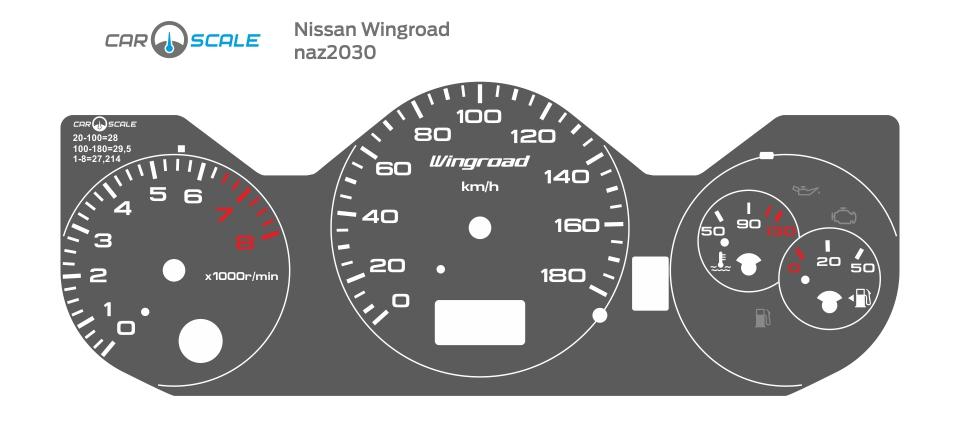 NISSAN WINGROAD 02