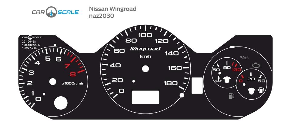 NISSAN WINGROAD 03