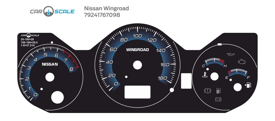 NISSAN WINGROAD 04
