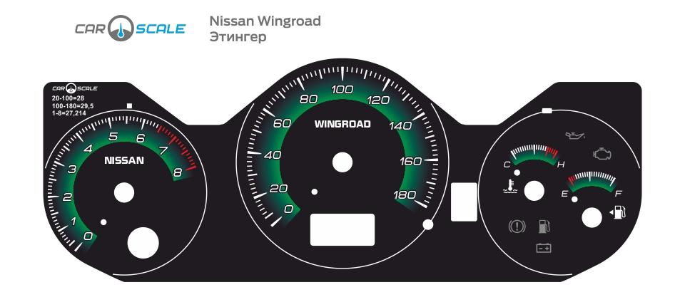 NISSAN WINGROAD 05