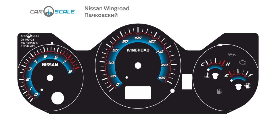 NISSAN WINGROAD 06