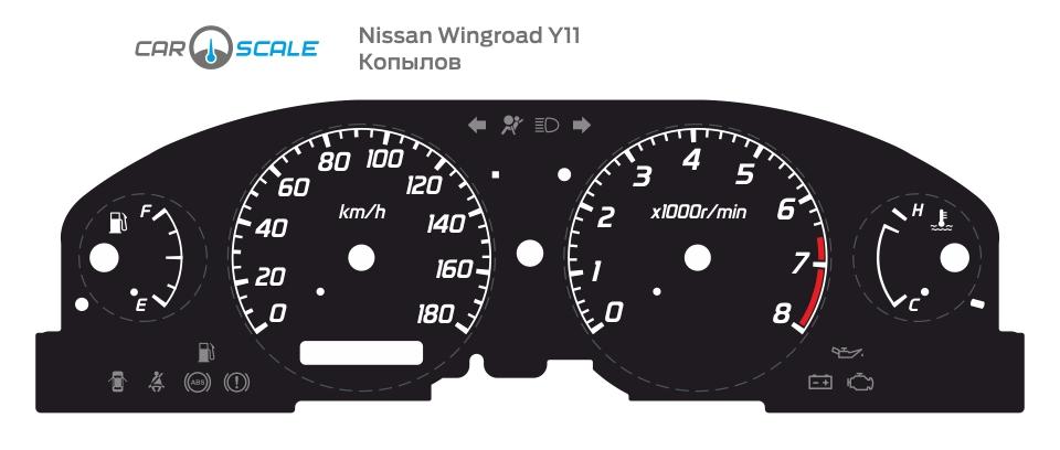 NISSAN WINGROAD Y11 02