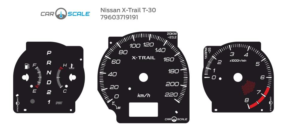 NISSAN X-TRAIL T30 02