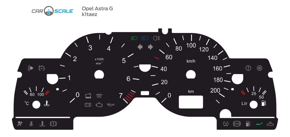 OPEL ASTRA G 01