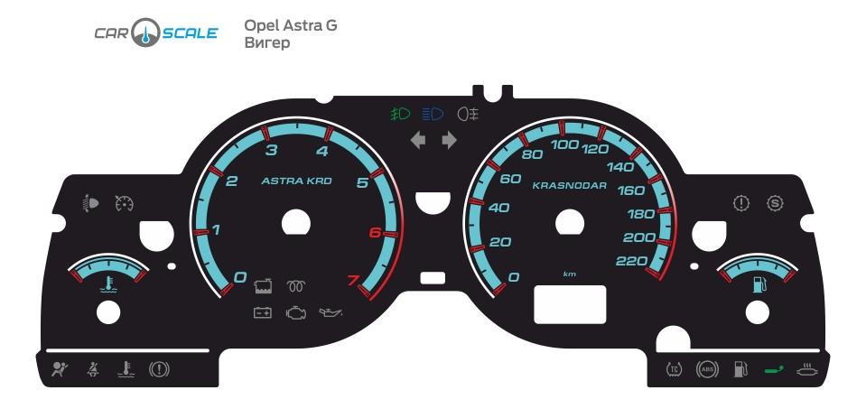 OPEL ASTRA G 03