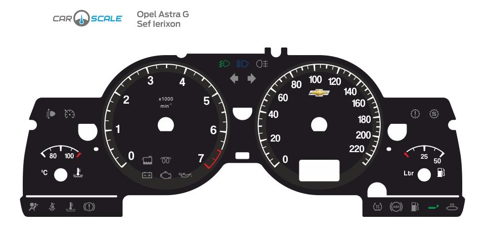 OPEL ASTRA G 05