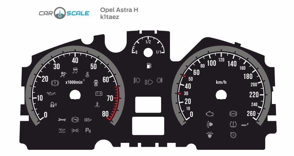 OPEL ASTRA H 01