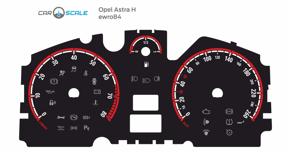 OPEL ASTRA H 03