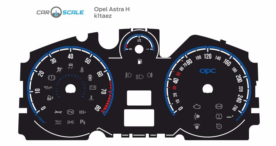 OPEL ASTRA H 04