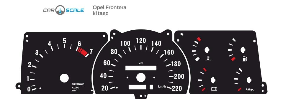 OPEL FRONTERA 01