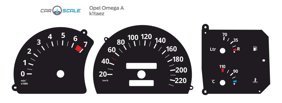 OPEL OMEGA A 01