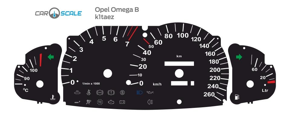 OPEL OMEGA B 01