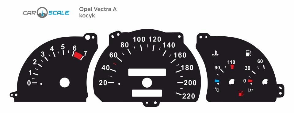 OPEL VECTRA A 01
